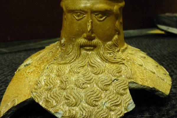 Baardman, archeologische vondst AWN Zaanstreek-Waterland e.o.