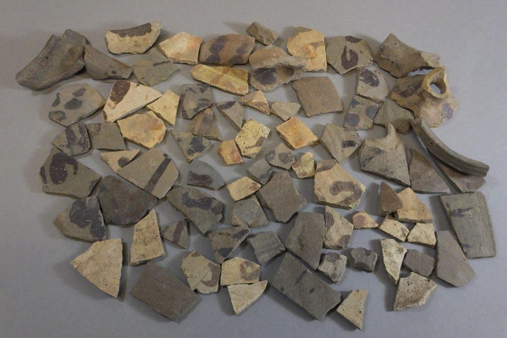 Pingsdorf-aardewerk uit Nijbroek